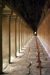 Composition: Angkor Wat columns 2