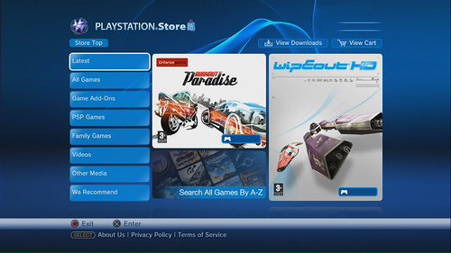 Burnout Takes over UK PlayStation Store 01