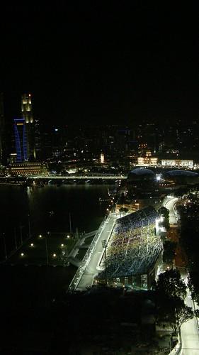 24.Marina Bay的看台