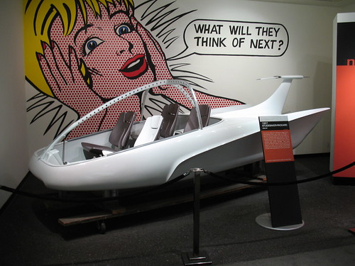 Future Car by Accretion Disc, on Flickr