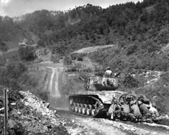 Korean War - HD-SN-99-03079 (U.S. Army Korea (Historical Image Archive)) Tags: morning family red camp music food cloud art infantry soldier army casey us construction war republic child transformation united culture center security korea calm management korean walker installation seoul busan land states division combat region development command dmz joint nations zone forces bulgogi mwr civilian daegu yongsan combined jsa footage humphreys covenant cfc 2id usfk demilitarized wonju pyongtaek kimichi airwar usag hongchon imcom imcomk fmwrc