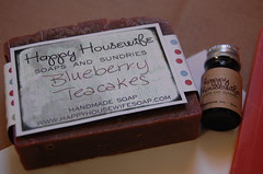 Happy Housewife soap and sundries