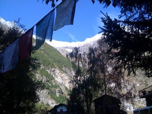 Himalaya in den Alpen