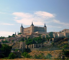 Alcazar de Toledo (xmyrxn) Tags: world madrid castle heritage spain fort medieval unesco espana toledo alcazar middle schloss castello ages castillo spanien burg medioevo weltkulturerbe mittelalter mittelalterlich xmyrxn stadtgetty2010