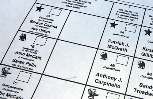 New York county prints 'Barack Osama' on ballots