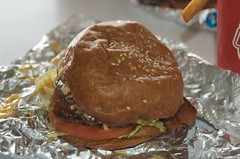 Mooyah Style Burger