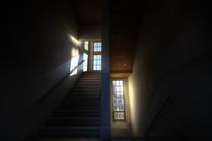 Up or down? ((Erik)) Tags: abandoned urbandecay urbanexploration 1020mm asylum hdr psychiatrichospital mentalhospital bloemendaal urbex sigma1020mm 10mm upordown 5xp provinciaalziekenhuissantpoort