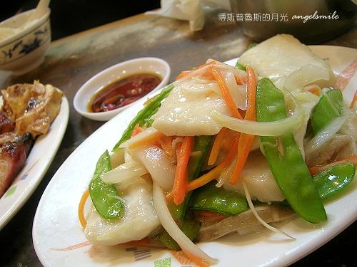 百合燒臘-醋溜魚片