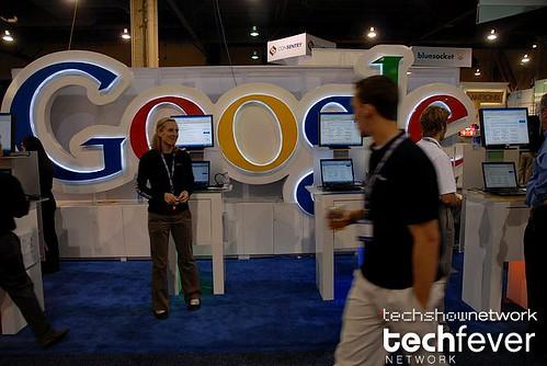 Interop 2008 Las Vegas. by TechShowNetwork.