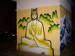 Association Urban Life, Graffiti, Transformateur edf, Chalons en Champagne