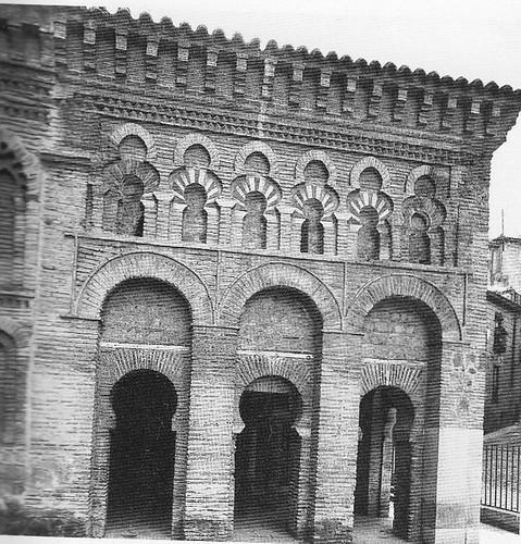 Mezquita del Cristo de la Luz (Toledo) en 1976