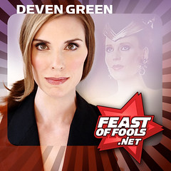 Comedian and YouTube sensation Deven Green on the Feast of Fools podcast