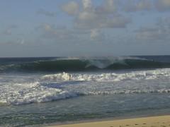 Pipeline (soulsurfer3) Tags: friends sunset people beach hawaii oahu north barrel surfing shore pipeline backdoor