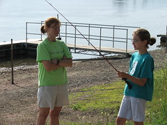 GS2K8 Martin Girls (shawncon1) Tags: fishing girlpower gsa