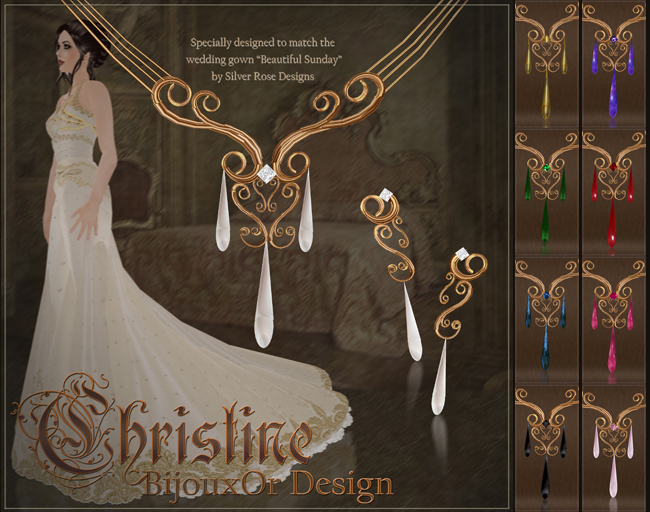 Christine set poster
