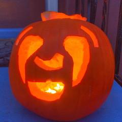 Funky pumpkins 3 HDR
