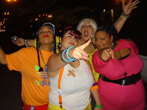 Holocene Portland Halloween 2008