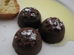 Cioccolatini salati al ragù di Agnello