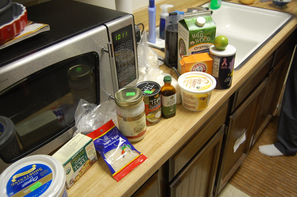 vegan cupcake ingredients