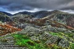 0763m Wetherlam (puffinbytes) Tags: uk england mountain unitedkingdom lakedistrict peak wainwright cumbria coniston hewitt mountainpeak