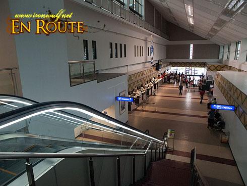 Bacolod Airport Checkin Hall