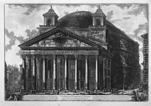 020-Vista del panteon de Agripa