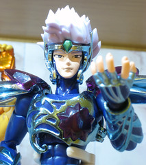 Crystal Saint (Jeckh) Tags: saint action collection knights zodiac cloth figures myth bandai seiya zodiaque caballeros chevaliers zodiaco cavalieri
