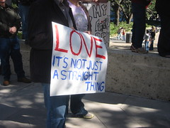Love: It's not just a straight thing