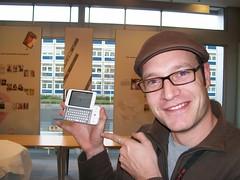 jovelstefan hat jetzt ein G1-Google-Phone