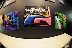 Show @ Aerosol Warfare Gallery