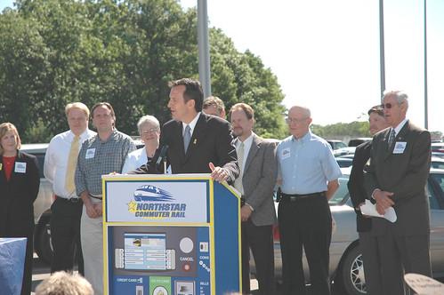 Governor Signs Bonding Bill