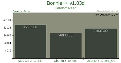 Mac OS X 10.5.5 vs. Ubuntu 8.10 --评测12