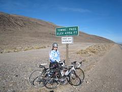Towne Pass: 4956 ft