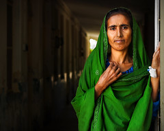 Hear My Cries (| HD |) Tags: world pakistan portrait woman 20d lady canon who photojournalism documentary patient health hd karachi sick organization darwish hamad journalism disease tb mdr infection tuberculosis alemdagqualityonlyclub