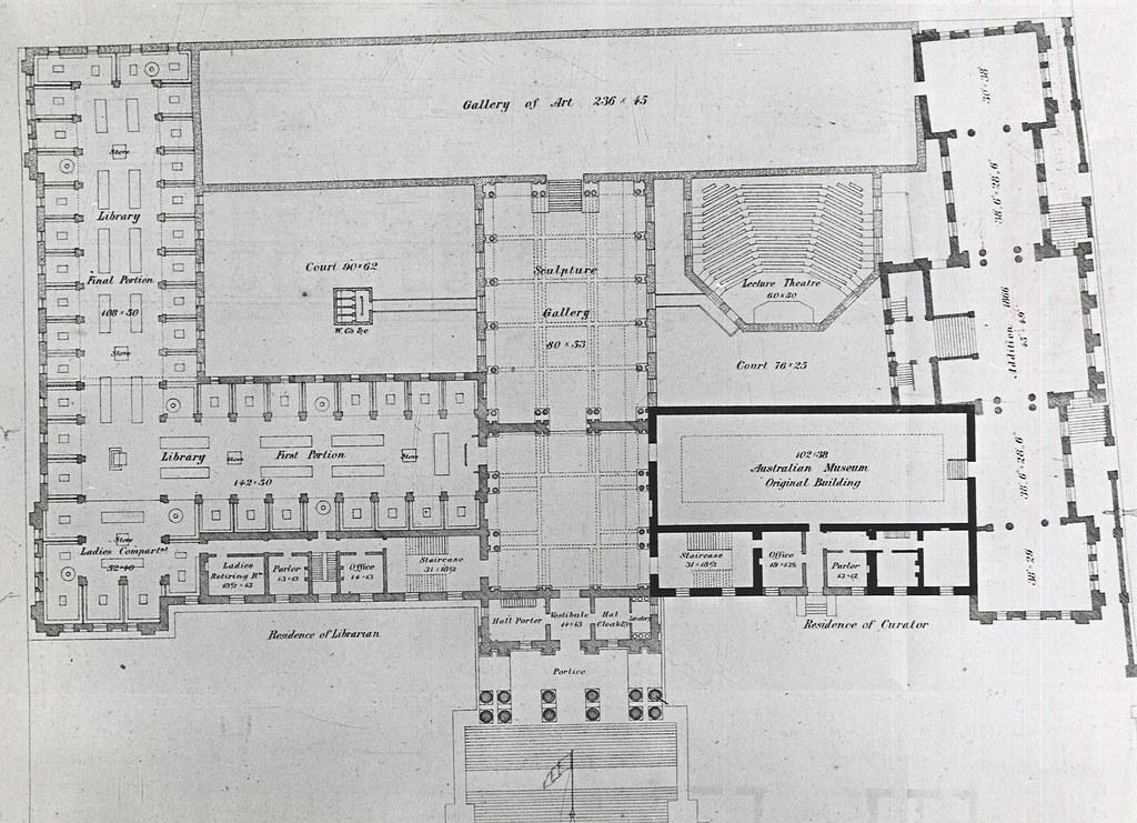 Barnet's floorplan