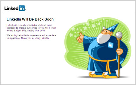 24 fun and inspiring Web 2 0 error pages - Pingdom Royal