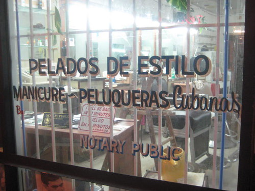 hairstyles, manicure, Cuban Hairdressers, notary public