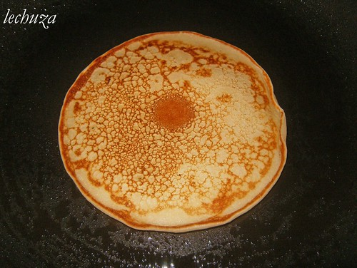Pancakes-hecho