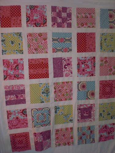 My quilt top