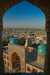 Bukhara - Uzbekistan (nico3d) Tags: arc