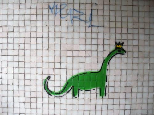 dino stencil