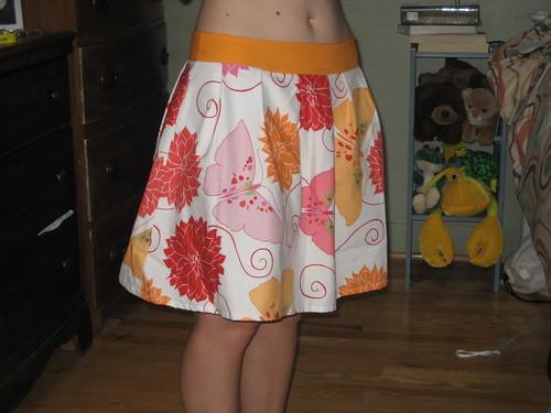 New $5 skirt!