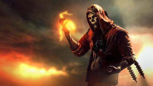 inFAMOUS 2: Reaper Skin
