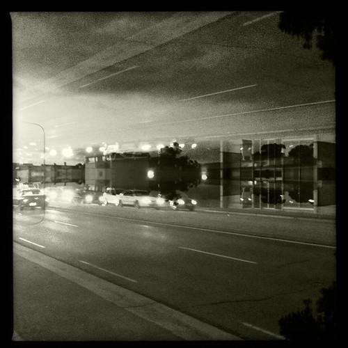 Traffic. Day 182/365.