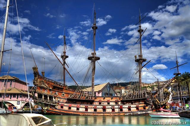 Genova Porto Antico 001