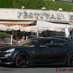 Porsche Panamera tuned by Mansory