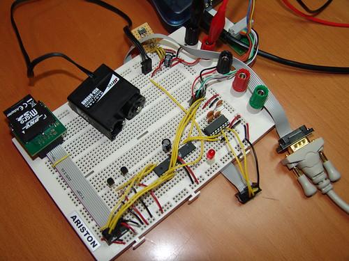 Primer circuit