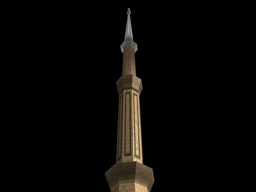 "Minaret Mohamed Ali Mosque • <a style=""font-size:0.8em;"" href=""http://www.flickr.com/photos/30735181@N00/2294624883/"" target=""_blank"">View on Flickr</a>"