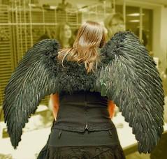 dsc_0082 (roudou) Tags: noir ange archi dguisement balmasqu