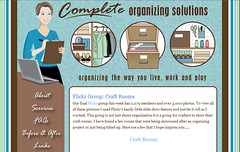 Complete Organizing Solutions feature!